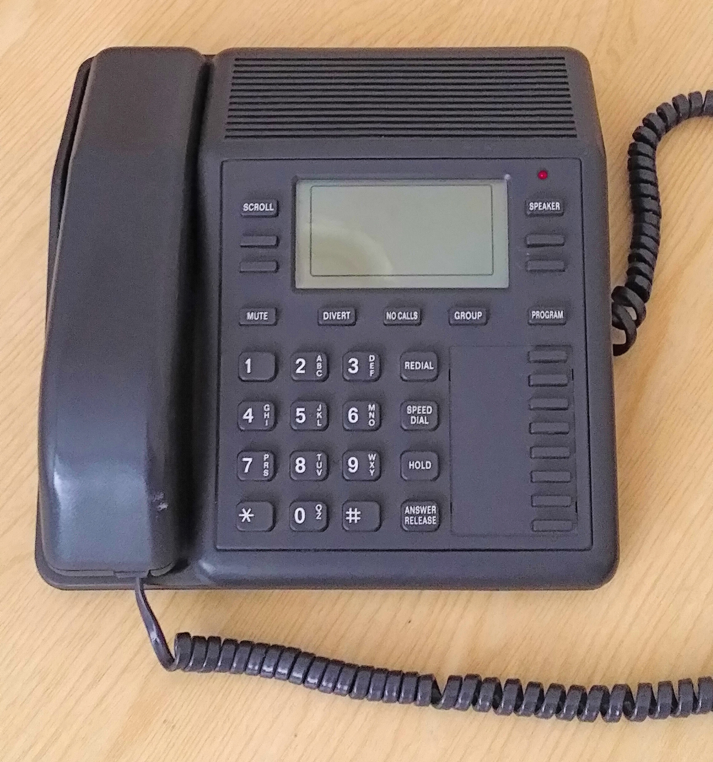 Avaya Lucent INDeX DT3 telephone