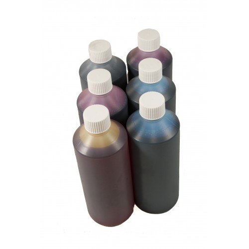 Microtech XstreamJet CIS Kit Bulk Ink refill 6 x 1 litre