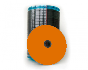 Sony DVD-R Thermal Printable Orange (4.7Gb/120Min) 100 Discs
