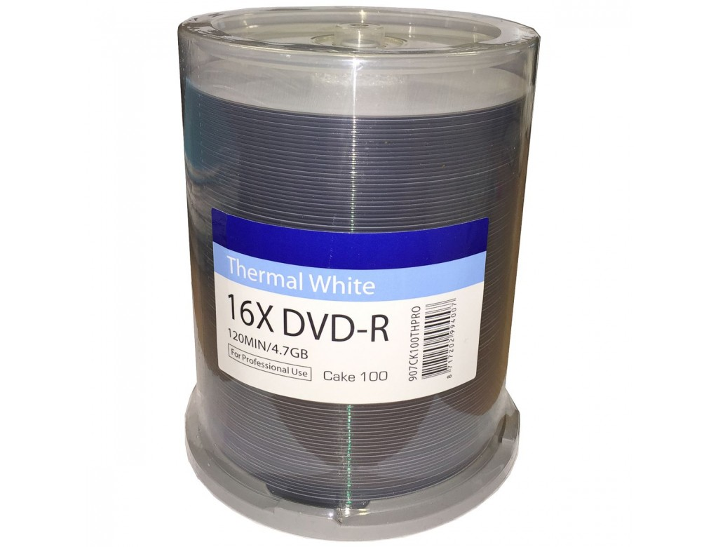 Ritek PRO LINE Thermal Printable DVD+DL x 600