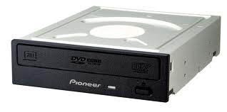Pioneer DVR-A18L series Black DVD/CD Writer ATAPI