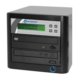 Microboards QD CD and DVD Duplicator 1 to 1