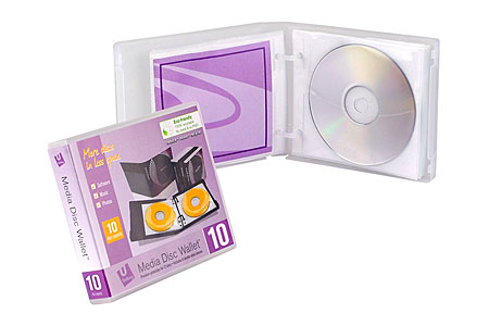 15 Unikeep 5 CD DVD Case for multi disc sets