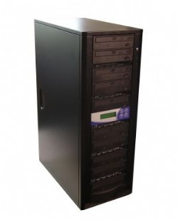 ADR SecuTower 1 to 11 CD / DVD Copy Protection Duplicator