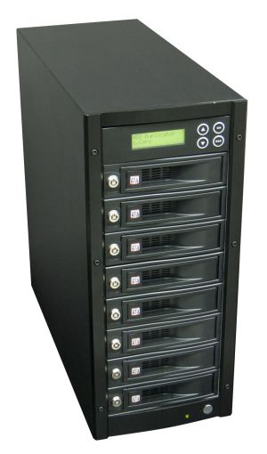 Hard Disk Duplicator 1 to 7