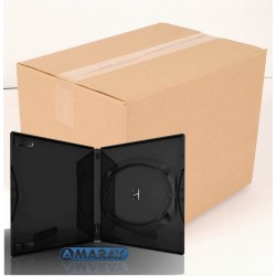 CD Case Black single CD PP case x 60