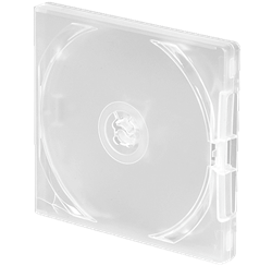 CD Case Clear single CD PP case x 50