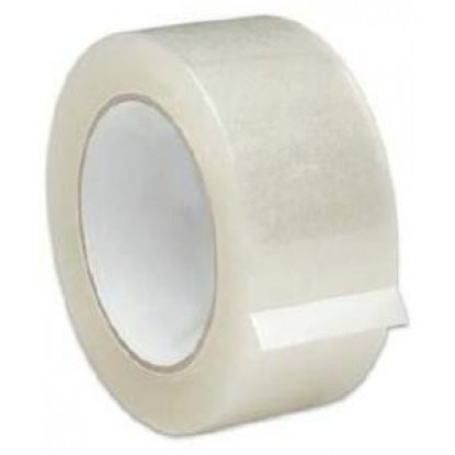 Clear Parcel Tape