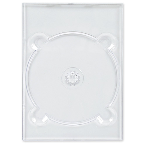Digi / Flexi Tray Clear A5 size Centred - no logo