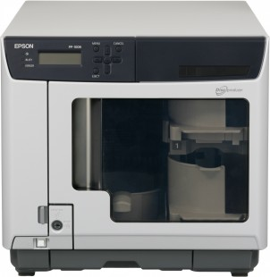 Epson Discproducer PP-100N with free ink