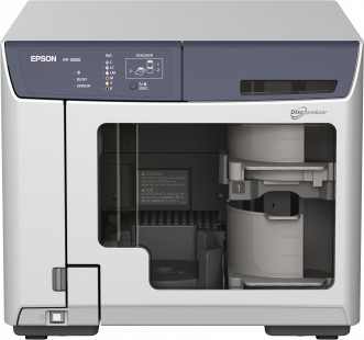 Epson Discproducer PP-50BD with free ink