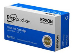 Epson PP-50 Ink Cartridge Cyan PJIC1 C13S020447