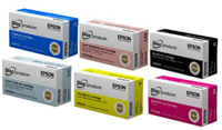 Epson PP-50 Ink Cartridge Full Set C13S020452