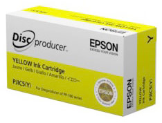 Epson PP-50 Ink Cartridge Yellow PJIC5 C13S020451