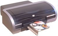 ADR Excellent V Inkjet CD/DVD Printer