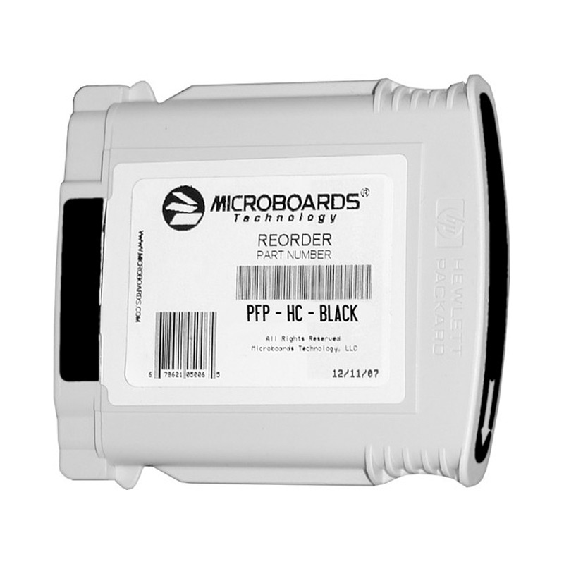 Microboards PF-PRO / MX1 / MX2 - Black Ink - PFP-HC-Black