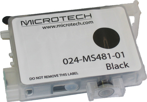 Microtech XstreamJet Black Cartridge 024-MS481-01